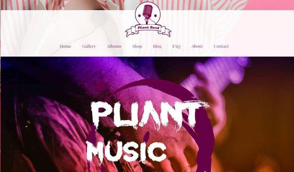 Pliant – Google Fonts Optimized WordPress Theme