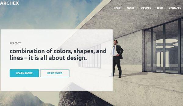 Archex – Elementor Page Builder WordPress Theme