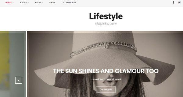 Lifestyle – Multipurpose WordPress Theme