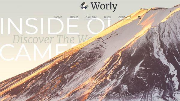 Worly – Elementor Page Builder WordPress Theme