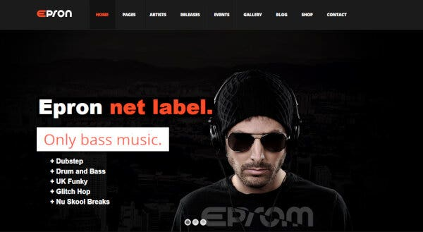 Epron – Google Map WordPress Theme