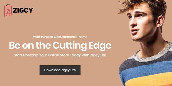 Zigcy – Plugins Powered WordPress Theme
