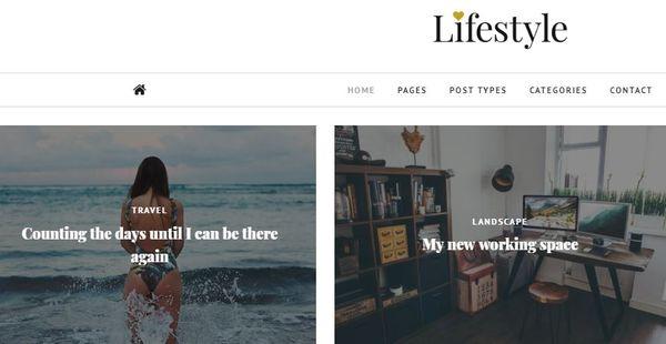 Life Style – SEO WordPress Theme