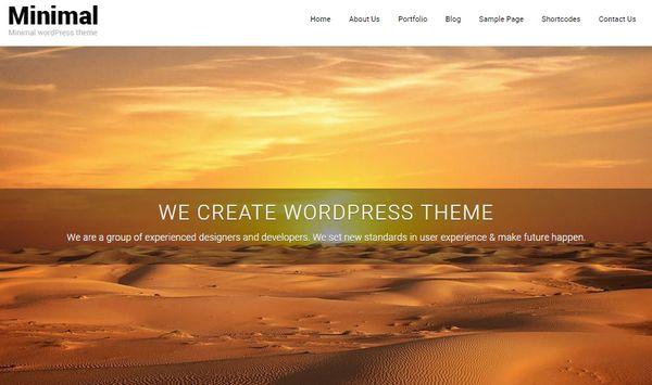 Naturo – HTML5 WordPress Theme