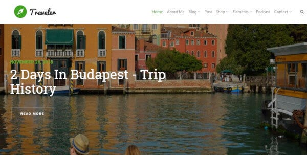 Traveler – WPBakery WordPress Theme