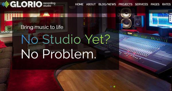 Glorio – Audio Waveform Player WordPress Theme