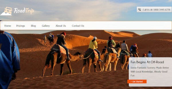 4 off road tours wordpress theme just another demo theme sites site