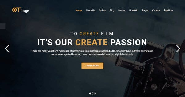 Goodways – Widgetized WordPress Theme
