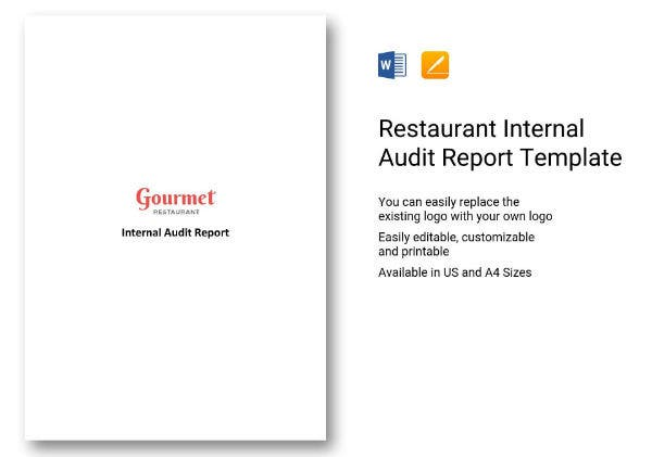 614 ed completed internal audit report template 01