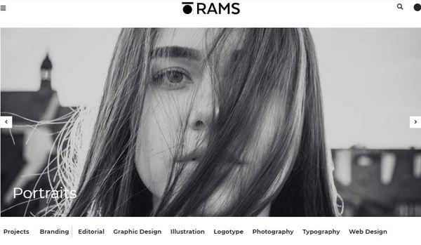 RAMS – Bootstrap WordPress Theme