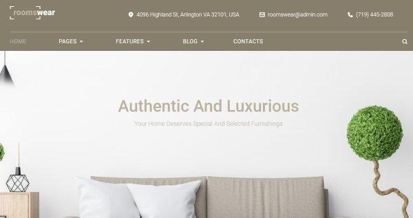 Roomswear – JetElements WordPress Theme