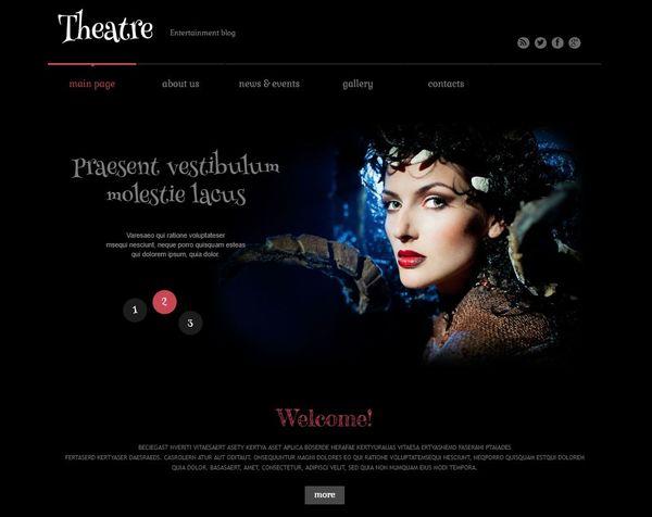 Theatre – WPML Certified WordPress Theme