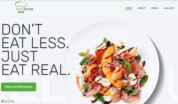 Foodcom – Elementor Page Builder WordPress Theme
