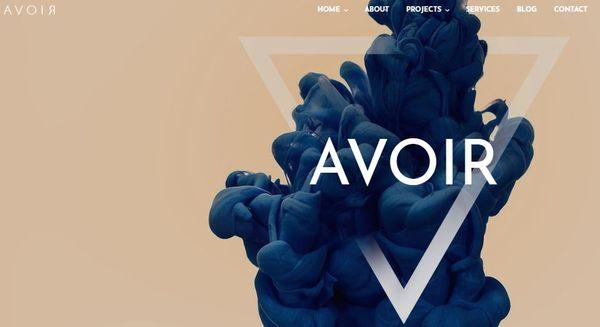 Avoir – WPML Supported WordPress Theme