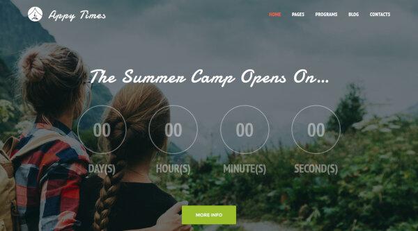 AppyTimes – Countdown Timer WordPress Theme
