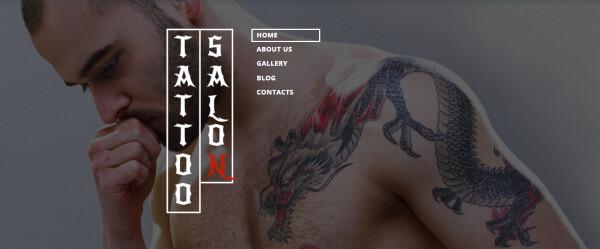 9 tattoo salon – multi lingual wordpress theme1