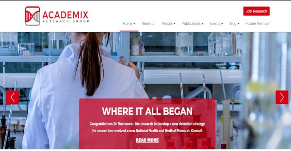 Academix – Responsive WordPress Theme