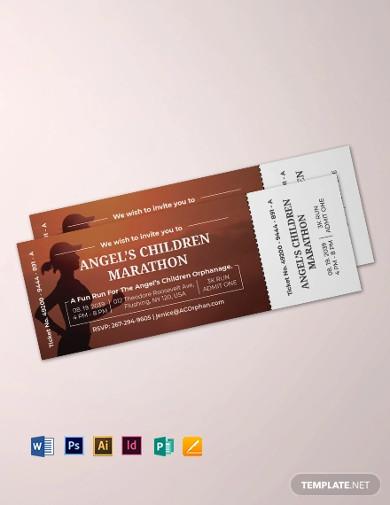 admit-one-ticket-invitation-template