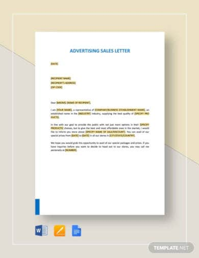 advertising-sales-letter-template