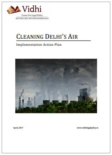 air cleaning action plan template