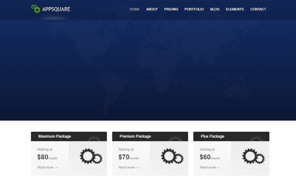 appsquare translation ready wordpress theme