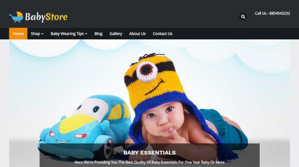 babystore-browser-capable-wordpress-theme