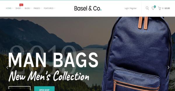 basel – user friendly wordpress theme
