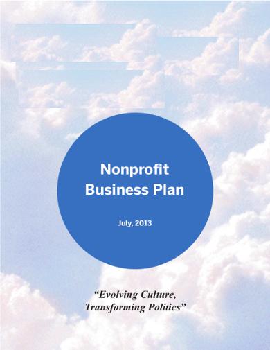 basic-nonprofit-business-plan