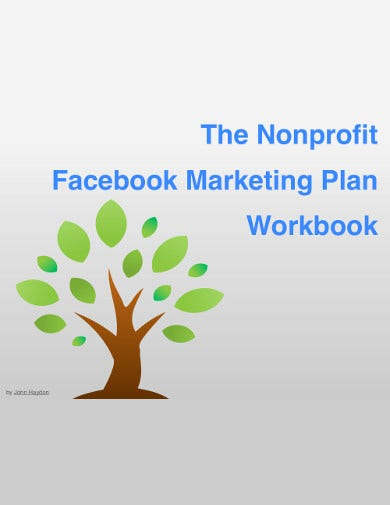 basic nonprofit marketing plan workbook