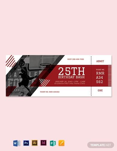 basketball-birthday-ticket-template