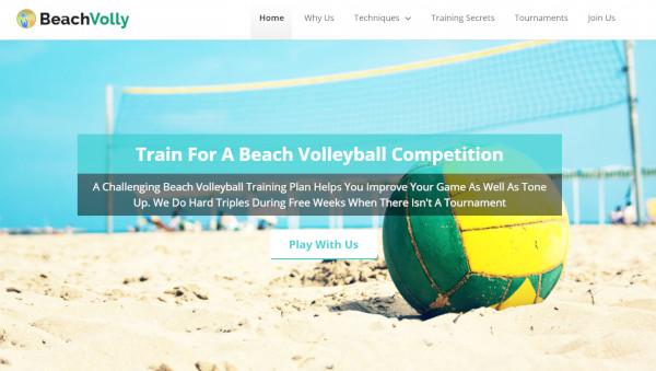 beachvolly-responsive-wordpress-theme