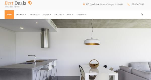 best-deals-gravatar-integrated-wordpress-theme