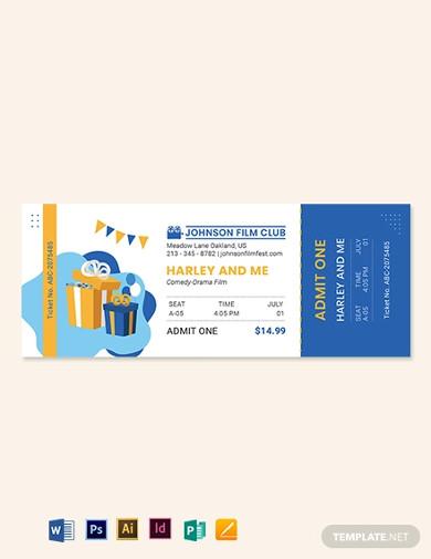 birthday-movie-ticket-template