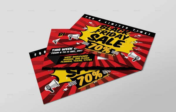 black-friday-sale-postcard