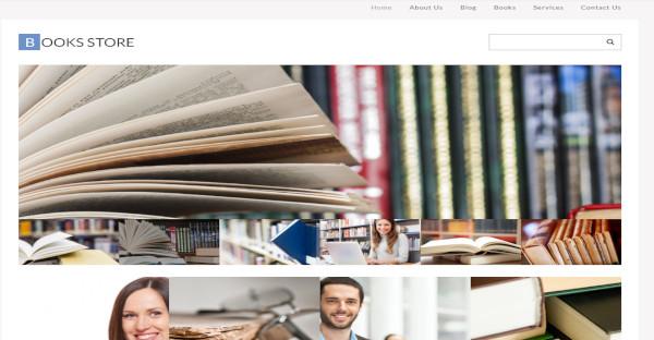 Book Store - Well-Developed WordPress Theme