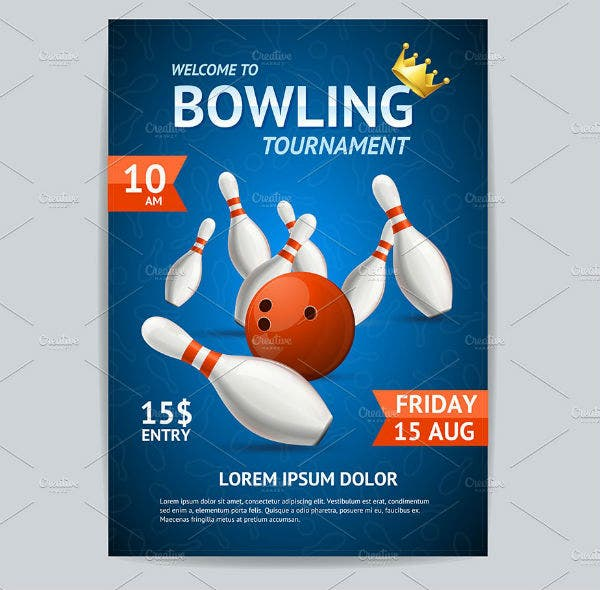 bowling-tournament-invitation-poster-template