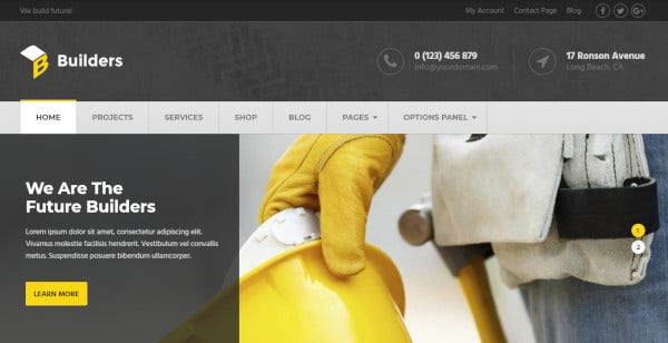 builders-fully-responsive-wordpress-theme