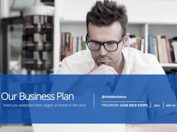 business plan powerpoint