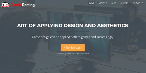 capitalgaming-parallax-wordpress-theme