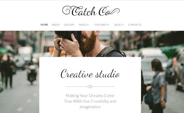 catch co cherry plugins wordpress theme