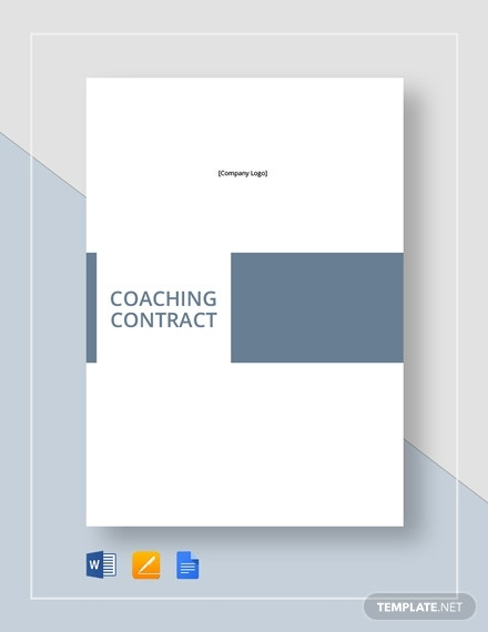 coaching contract 4