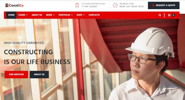 constico-seo-ready-wordpress-theme