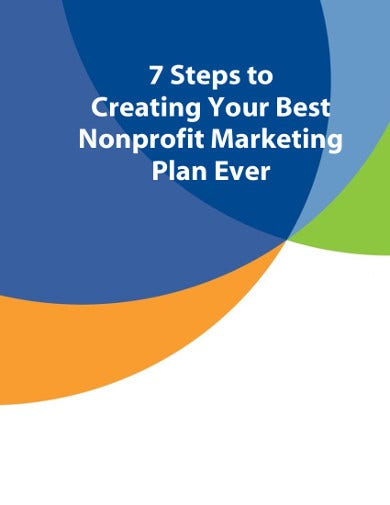 creating nonprofit marketing plan