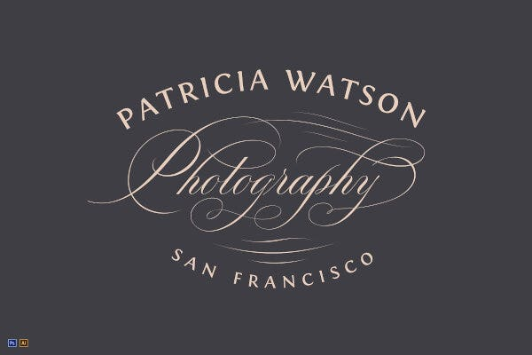 Photographer logo / insignia