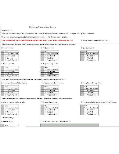 customer satisfaction survey template1