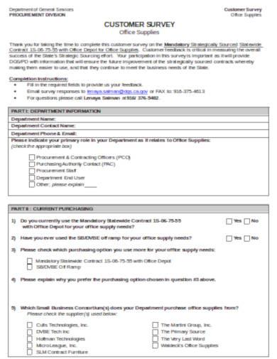 customer-survey-sample-in-doc