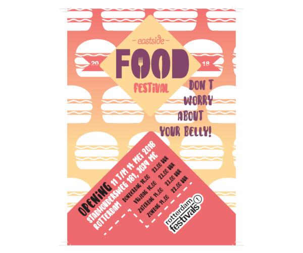 design of food ticket