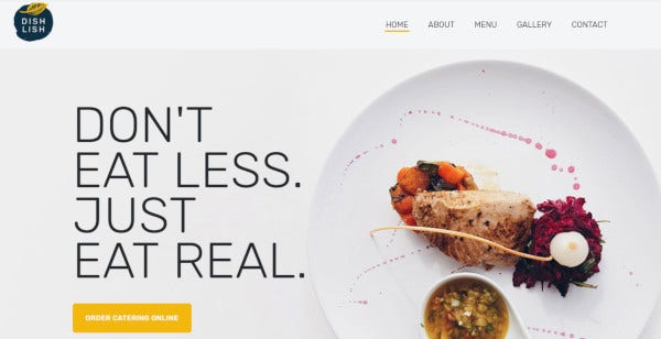 dishlish jetelements plugin wordpress theme