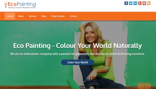 ecopainting-user-friendly-wordpress-theme