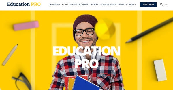 education-pro-redux-framework-wordpress-theme